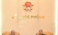 Bộ Quốc phòng Việt Nam tăng cường hợp tác với Chương trình phát triển LHQ tại Việt Nam