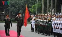 Bộ trưởng Quốc phòng Belarus thăm chính thức Việt Nam