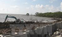 Quy hoạch biển và cải thiện điều kiện môi trường vùng bờ Đồng bằng sông Cửu Long