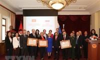 Việt Nam trao tặng Huân chương Hữu nghị cho 3 trường Đại học của Nga