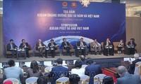 ASEAN chặng đường sau 50 năm: Nhìn lại và bước tiếp