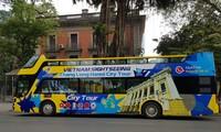 Hà Nội mở thêm tuyến xe bus 2 tầng tham quan du lịch