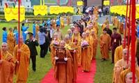 Đại lễ tưởng niệm 710 năm Ngày Đức vua - Phật hoàng Trần Nhân Tông nhập niết bàn