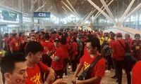 Đảm bảo an ninh, an toàn cho các cổ động viên Việt Nam tại Malaysia