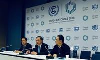 Việt Nam sẽ nắm bắt các xu hướng toàn cầu về ứng phó với BĐKH tại COP 24