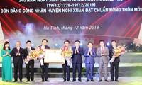 Phó Thủ tướng Vương Đình Huệ dự lễ kỉ niệm 240 năm ngày sinh danh nhân Nguyễn Công Trứ