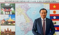 Đại sứ Việt Nam tại Lào trả lời phỏng vấn về mối quan hệ Lào- Việt Nam