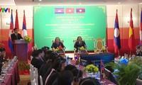 Việt Nam – Lào – Campuchia tăng cường hợp tác trên lĩnh vực tư pháp