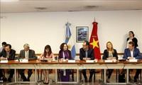 Đoàn đại biểu Quốc hội Việt Nam thăm và làm việc tại Argentina