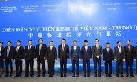 Diễn đàn xúc tiến kinh tế Việt Nam-Trung Quốc