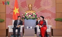 Đoàn đại biểu cấp cao Đảng Đoàn kết và Phát triển Liên bang Myanmar thăm Việt Nam
