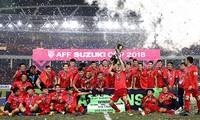 Việt Nam có mặt trong top 100 của bảng xếp hạng FIFA tháng 12