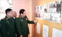 Triển lãm Tướng lĩnh QĐND Việt Nam, thu hút khách tham quan