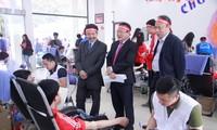 Chương trình Chủ nhật Đỏ giải quyết tình trạng thiếu máu dịp Tết