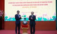 Quan hệ ngoại giao Việt Nam - Campuchia là tài sản vô giá, thiêng liêng và bền vững của hai dân tộc