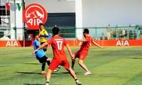 Campuchia tổ chức giải bóng đá hữu nghị chào mừng chiến thắng chế độ diệt chủng Khmer Đỏ