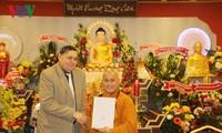 Khánh thành Trung tâm văn hóa Phật giáo của người Việt tại Cộng hòa Czech