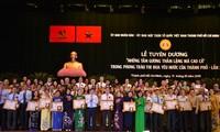 Thành phố Hồ Chí Minh tuyên dương 96 tấm gương thầm lặng mà cao cả