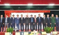 Thủ tướng Chính phủ dự Hội nghị Tổng kết công tác năm 2018 của ngành công thương