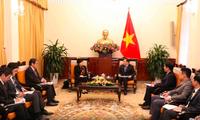 Thúc đẩy quan hệ hợp tác Việt Nam - Nhật Bản trên tất cả các lĩnh vực