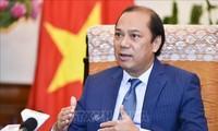 Việt Nam hỗ trợ Bangladesh trong công tác cứu trợ nhân đạo người di cư