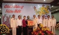 Chủ tịch Quốc hội Nguyễn Thị Kim Ngân thăm và chúc Tết tại Tiền Giang