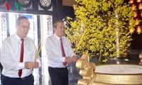 Phó Thủ tướng Trương Hòa Bình dự họp mặt truyền thống cách mạng Sài Gòn – Chợ Lớn – Gia Định – Thành phố Hồ Chí Minh