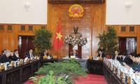 Thủ tướng Nguyễn Xuân Phúc chủ trì họp Thường trực Chính phủ về tổng kết tình hình Tết Nguyên đán 2019