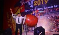 Khai mạc Lễ hội Đền Đông Cuông năm 2019