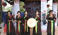 Du khách nô nức trẩy hội Lim và Ngày hội Xuân Cao nguyên trắng Bắc Hà 2019