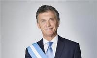 Tổng thống Cộng hòa Argentina Mauricio Macri bắt đầu thăm cấp Nhà nước tới Việt Nam