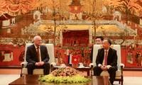 Lãnh đạo thành phố Hà Nội tiếp Phó Chủ tịch Cơ quan chống tham nhũng thuộc Tổng thống Liên bang Nga