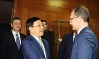 Đức khẳng định sẽ nỗ lực thúc đẩy việc ký và phê chuẩn Hiệp định thương mại tự do Việt Nam - EU