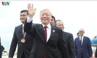 Việt Nam thắt chặt quan hệ với các nước láng giềng