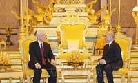 Quan hệ Việt Nam - Campuchia sẽ phát triển lên tầm cao mới