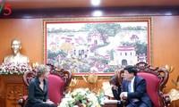 Tăng cường hợp tác trong lĩnh vực báo chí giữa Việt Nam và Hà Lan