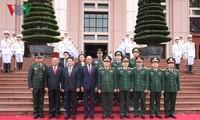 Thúc đẩy hơn nữa mối quan hệ quốc phòng giữa Việt Nam và Philippines