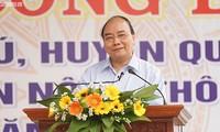 Thủ tướng nêu động lực bao trùm giúp Quảng Nam phát triển bền vững