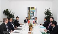 Thúc đẩy mạnh mẽ quan hệ hợp tác Việt Nam và bang Thüringen, CHLB Đức
