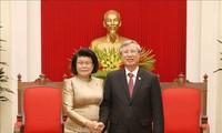 Phát triển thiết thực, hiệu quả quan hệ Việt Nam - Campuchia