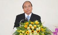 Thủ tướng Nguyễn Xuân Phúc: Chu Lai hứa hẹn là nơi đất lành chim đậu cho doanh nghiệp ngành gỗ