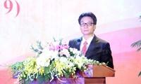 Phó Thủ tướng Vũ Đức Đam dự Lễ kỷ niệm 60 năm thành lập trường Đại học Văn Hóa Hà Nội