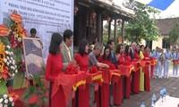 """Triển lãm chuyên đề """"Làn sóng phản đối cuộc chiến tranh phi nghĩa và phong trào ủng hộ hòa bình ở Việt Nam"""""""