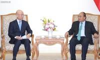 Thủ tướng Nguyễn Xuân Phúc: Thúc đẩy các hoạt động quảng bá về đất nước, con người Việt Nam và Hàn Quốc