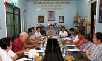 Thành lập Ban Tư vấn pháp lý cộng đồng người Việt tại Lào