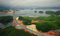 Khởi công cao tốc Vân Đồn - Móng Cái