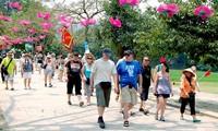 Hà Nội thu hút khách du lịch quốc tế 3 tháng đầu năm 2019