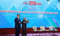 Phó Thủ tướng Vương Đình Huệ dự Diễn đàn CEO 2019