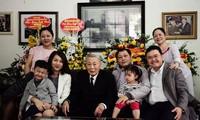 Tướng Đồng Sỹ Nguyên - người con ưu tú của quê hương Quảng Bình