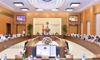 Ủy ban Thường vụ Quốc hội cho ý kiến về việc chương trình giám sát của Quốc hội